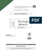 Psicología General I [64p]