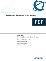 BCM Telephone Features Guide