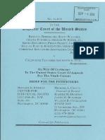 Friedrichs v. California Teachers Association, No. 14-915