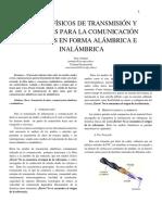 Trabajo 1 Comunicaciones I