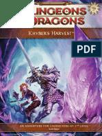 Khybers Harvest (4e)
