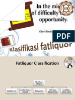 Klasifikasi Fatliquor New