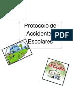 Protocolo en Accidentes Escolares