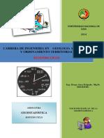 Curso de Geoestadistica-2014