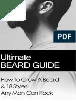 Beard barbas guide