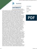 Da Pino, Con Sentimento - La Repubblica