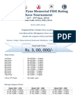 Ishan Bose Pyne Chess Tournament (1)