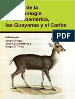 Historia de la Mastozoologia en Latinoamérica, Guayanas y el Caribe