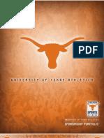 Texas Sponsorship Portfolio