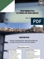 tratament ictere mecanice- miniinvaziv