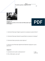 LU French Program - Devoir sur L'Etranger Juornal 2