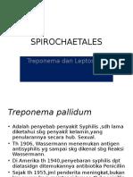 Spirochaetales