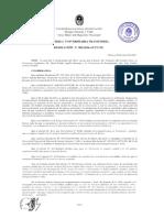 Resolucion 002 2016 AUT UNE Encargar Vicerrector Academico