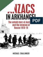 Anzacs in Arkhangel