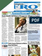 Washington D.C. Afro-American Newspaper, April 10, 2010