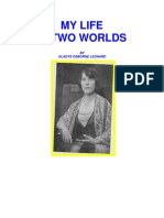 My Life in Two Worlds - Gladys Leonard