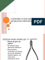 Construccion de Aparatos Ortodonticos