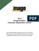 2014 ib volunteer packet