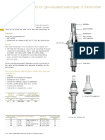 2015 - Catalog - ABB Cable Accessories 145-170 KV - English - Cable Terminations CD_REV A