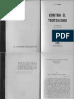 V. I. Lenin - Contra El Trostkismo Tomo II
