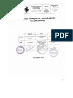 Gcl 3.3 Protocolo de Uso Antisepticos
