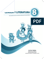 Guia Docentes Literatura 8vo