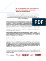 Aserca Airlines y Sba Airlines Primeras Aerolineas Venezolanas Con Reporte de Sostenibilidad Bajo Metodología Global Reporting Iniciative