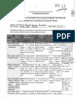 Rúbrica de Evaluación de Prácticas