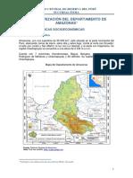 Amazonas Caracterizacion