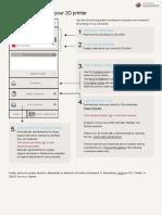 Printing 3 d Info