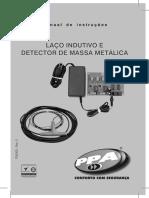 Manual de Instrucoes Laco Indutivo e Detector de Massa Metalica (Rev0)