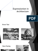 expressionism in architecture