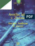 S. Gluščević - Antička luka u Zatonu