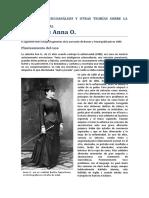 Caso de Anna O. Actividad Inicial Unidad 3