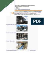 Tipos de Redes de Transporte Estos 3 Sistemas Sistema Diametrales Redes d Transporte Periféricos Redes Interestatales Internacionales