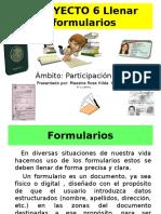 PROYECTO 6 Llenar Formularios