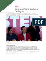 10.01.16 MILENIO Lety Herrera confirma apoyo a Esteban Villegas .docx