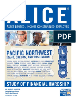 United Way ALICE Report - Pacific Northwest