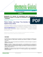 Evaluación de Razones de Prevalencia Para Sedentarismo y Factores de Riesgo en Un Grupo de Estudiantes Universitarios. Chía – Colombia