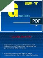Globlization Ppt