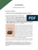 VIDAL, Josep Juan y RUIZ, Enrique Martínez. Política Interior y Exterior de Los Borbones (Reseña)