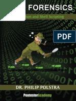 CreateSpace Linux Forensics
