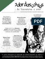 o Equador Das Coisas 3 | Jornal de literatura e arte