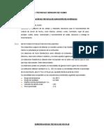 Especificaciones Tecnicas Sensor de Humo