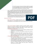 Discussion Guide-BPO Report