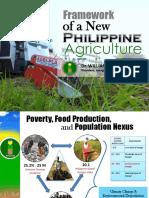 framework of a new phil agri  jan 8 2016