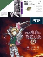 Toaru Majutsu No Index - Volume 19
