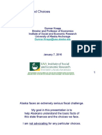 160107-Gunnar Knapp-An Introduction to Alaska Fiscal Facts and Choices-J...