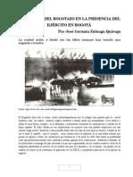 El Impacto Del Bogotazo