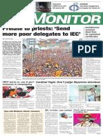 CBCP Monitor Vol. 20 No. 01